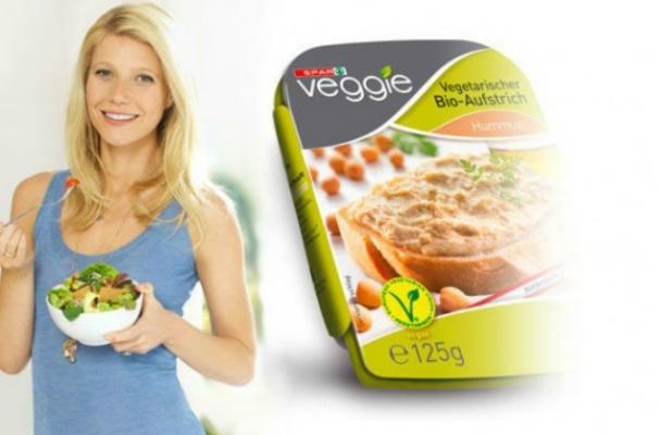 Gwyneth Paltrow is the New Face of Vegan Food Brand
