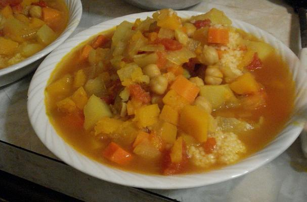 Moraccan Stew