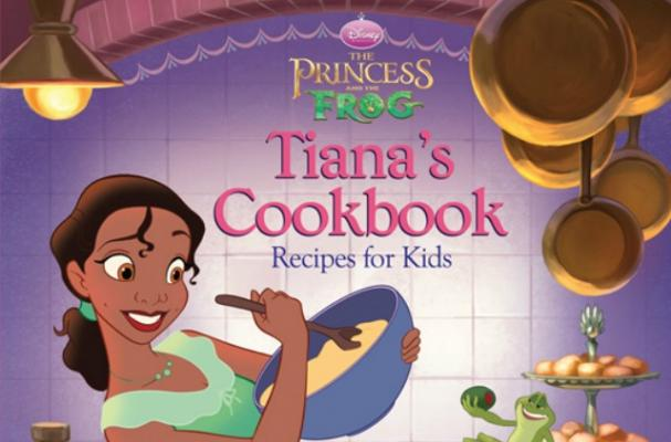 Princess and the Frog Cookbook