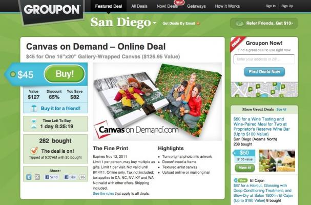 revised groupon ipo filing