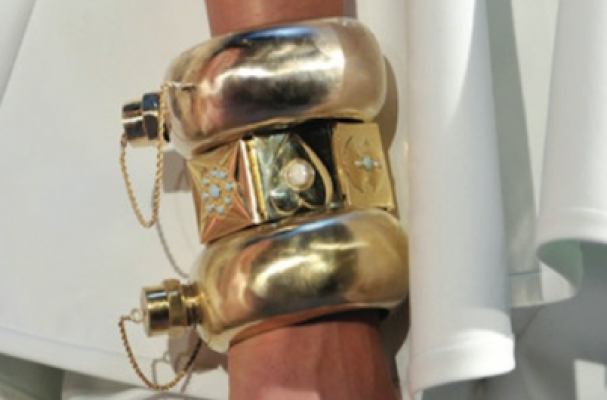 The Flask Bangle by Cynthia Rowley