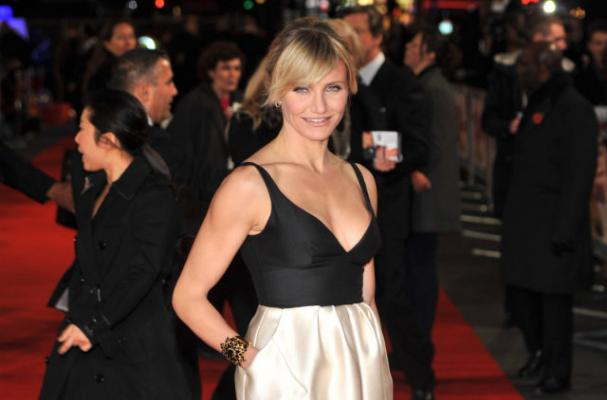 Cameron Diaz Always Packs her Own Lunch