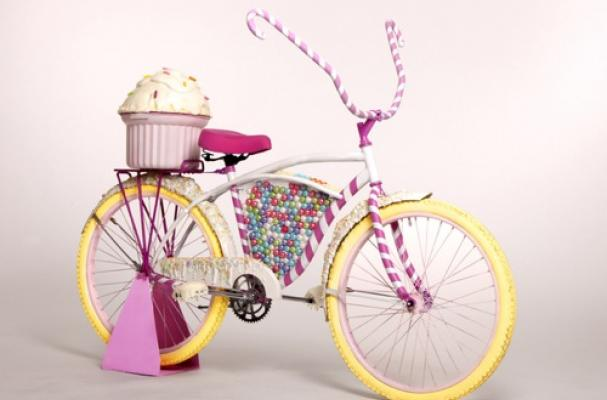 Candy Bicycle