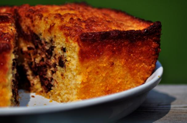 Gluten Free and Vegan Cacao Cornbread