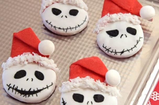 Sandy Claws Cookies