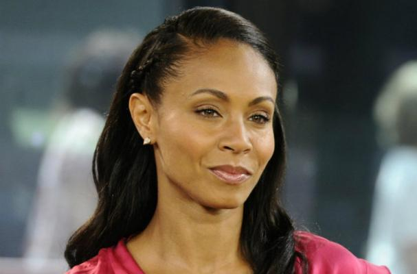 Jada Pinkett Smith Doesn't Eat for Pleasure