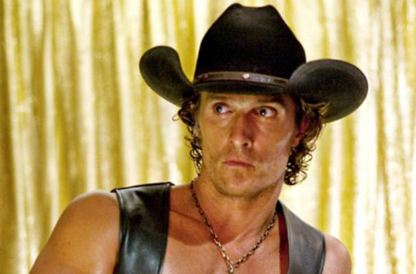 Matthew McConaughey's 'Magic Mike' Diet