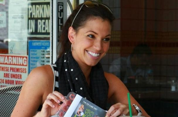 Melissa Rycroft is on the Ice Cube Diet.