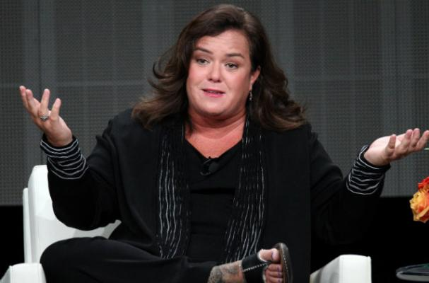 Rosie O'Donnell is on Pescetarian Diet, Not Vegan