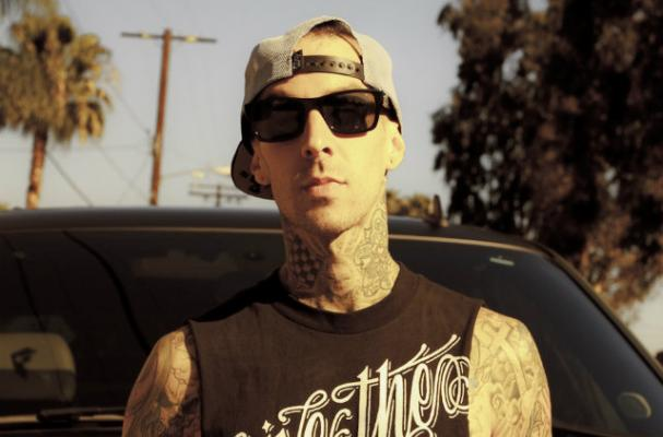 Travis Barker Goes Vegan